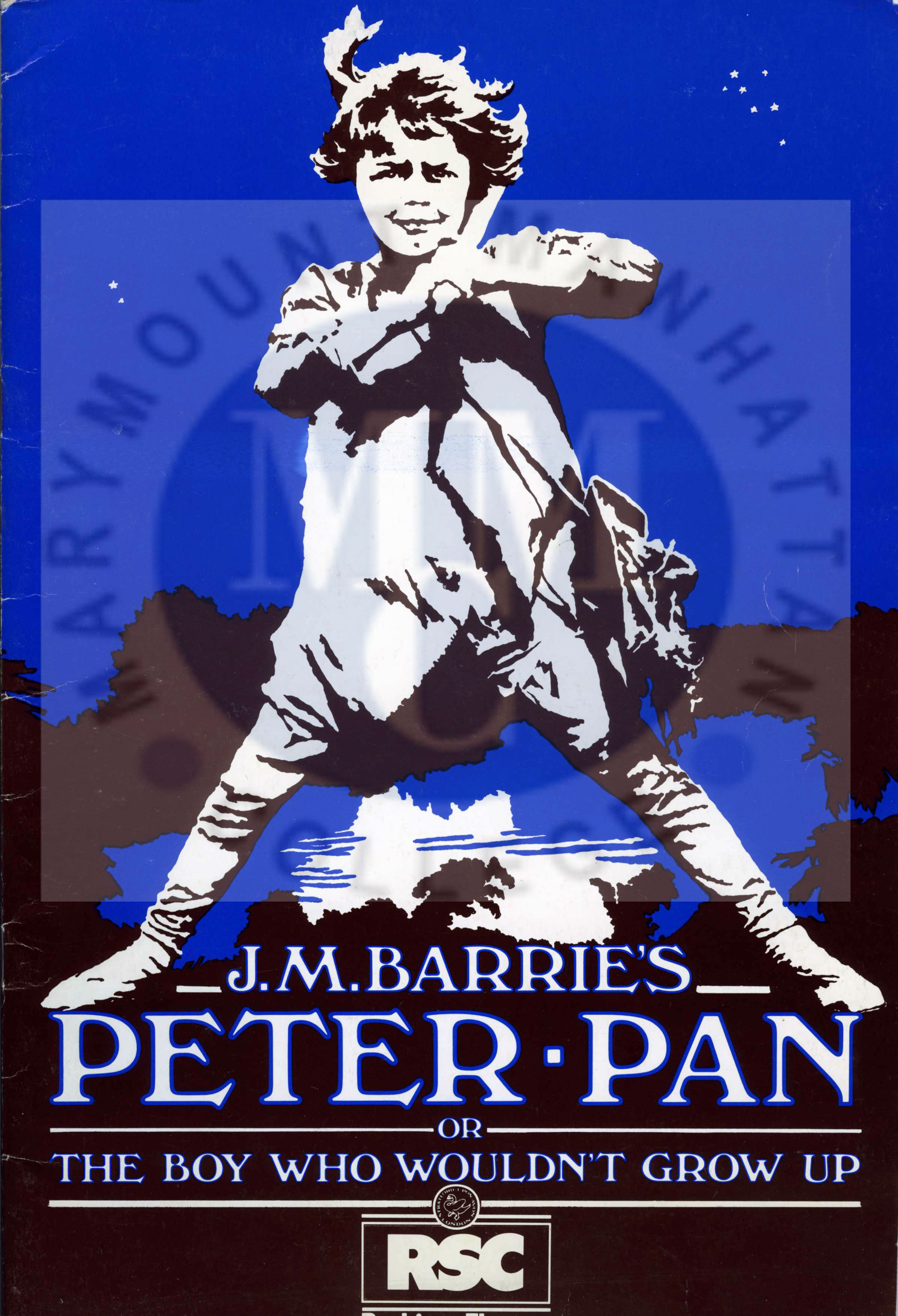 an interpretation of peter pan from While peter pan is in the public domain in some countries, it is subject to copyright in others (albeit with some existing disputes), so your proposed new interpretation could be subject to claims of copyright infringement according to wikipedi.